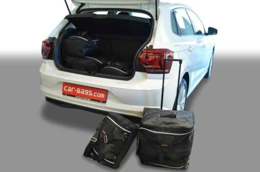 Volkswagen Polo VI (AW) 2017-heden 5d Car-Bags reistassenset