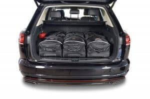 Volkswagen Touareg III 2018-heden Car-Bags reistassenset