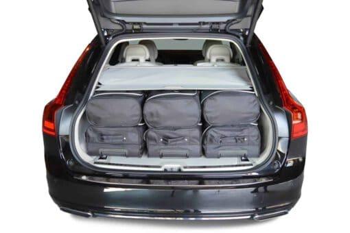 Volvo V90 2016-heden Car-Bags reistassenset